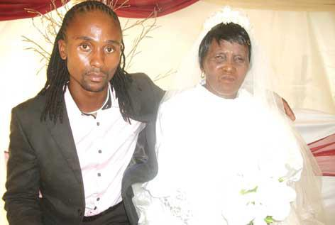 Mother Marries Son