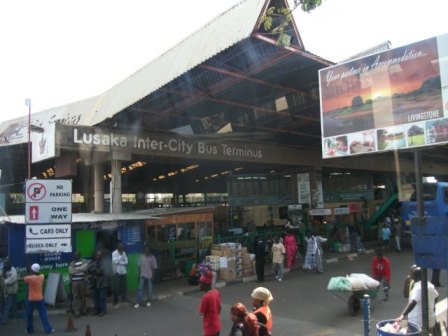 Situation At Inter City Bus Terminus – CHEMBE Bus Services And Others Should Improve