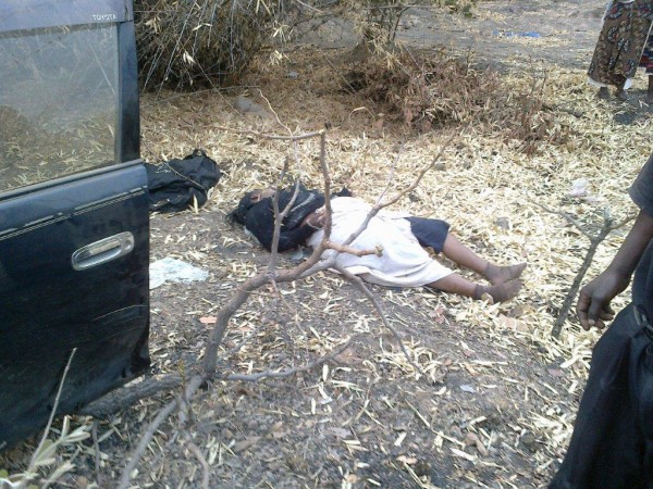 : Very Fatal Road Accident Strikes Along Kitwe-Chingola Road (PHOTOS