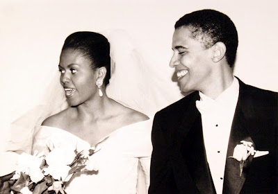 Barack And Michelle Obama Celebrate Twenty Years Of Marriage