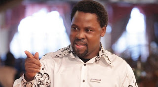 Must Watch: Man Turns Into Different Creatures During TB Joshua Deliverence service