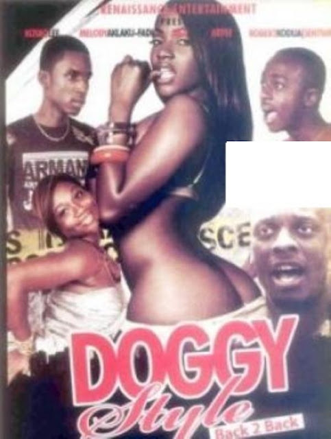 """PHOTO: Ghanian Movie """"Dóggy Style"""" – What kind of Movie Is this?"""