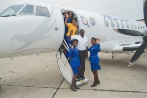 -based regional airline Proflight Zambia has introduced a stylish new