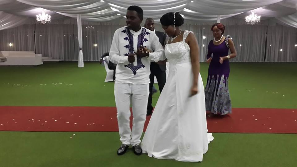 Photos From Petersen's Spectacular Wedding – Tumfweko
