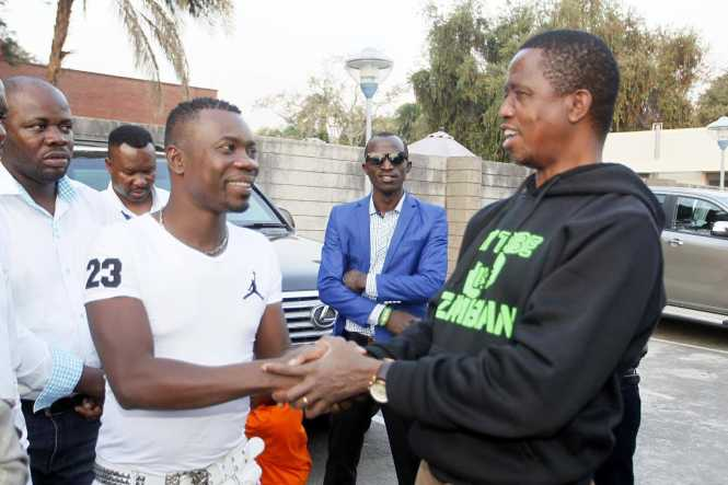 Lungu: When Copperbelt People Cough The Whole Zambia Gets ill