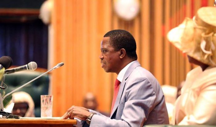 There's No Policy Inconsistency In Govt – Lungu