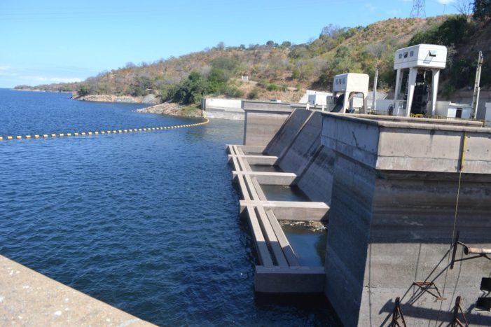 Kariba Dam Wall Water Leakage Due To Worn Out Rubbers, Says Mbiriri