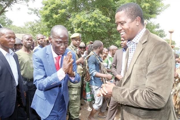 Lungu: There Is Nothing Wrong For Police To Arrest Anyone Who Breaks The Law