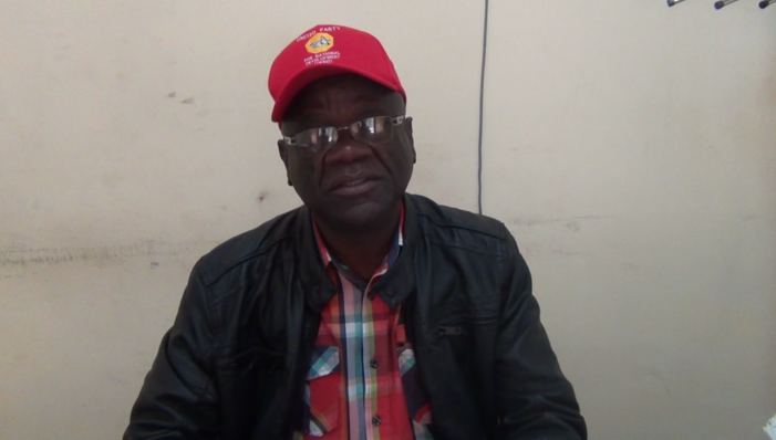 Katuka Vents Anger On SADC…It Is A Weak Institution