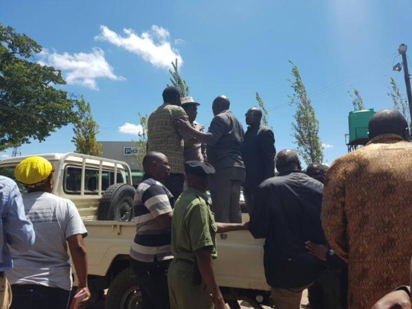 STATE Fails To Answer Why HH Was Allegedly Pepper Sprayed On His Private Parts By Police .