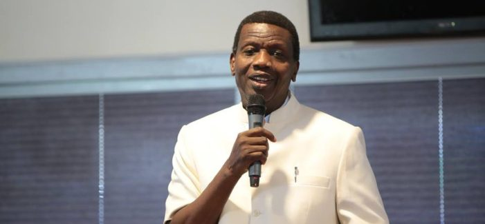 If You get A Wife Through Facebook, You Will Lose Her Through Youtube- Pastor E.A. Adeboye