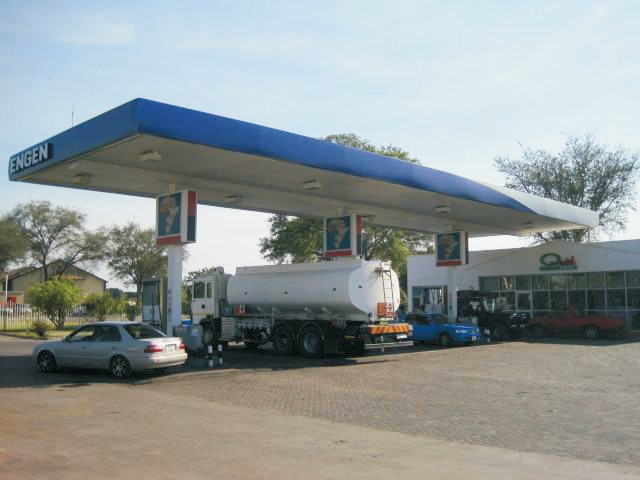 Armed Robbers Attack Chainama Engen Filling Station For The Second Time.