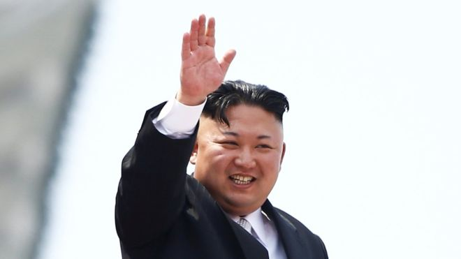 North Korea Claims CIA Plotted To Kill Kim Jong-un