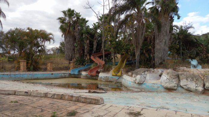 Before & After Photos Of Abandoned Adventure City