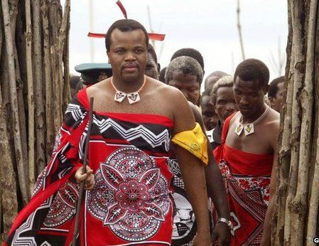 Swaziland's King Marries 19-Year Old As 14th Wife