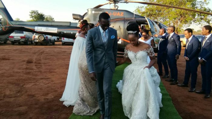 GBM's Son Weds In Colourful Ceremony