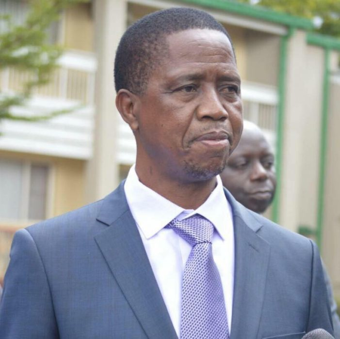 Lungu: I Didn't Know What I Was Doing When I Declared October 18 Prayer Day